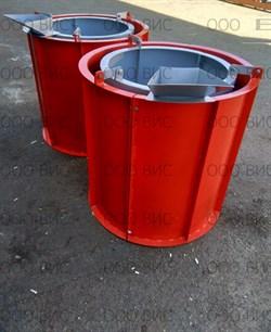 Форма для ЖБИ колец КС-7-9 - фото 4341